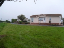 Omar Mobile Home Parc-an-Drea Cornwall in Cornwall